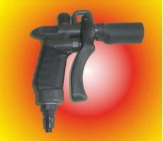 ST311F圆头塑胶柄离子风枪