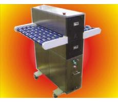 立式防卷型静电除尘机